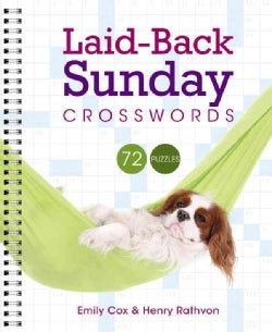 Laid-Back Sunday Crosswords (Paperback)