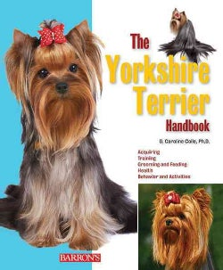 The Yorkshire Terrier Handbook (Paperback)
