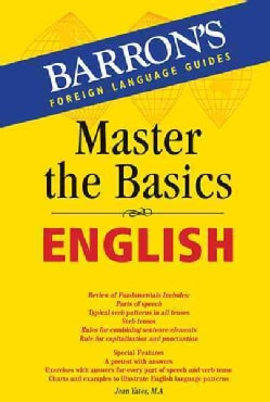 Master the Basics: English (Paperback)
