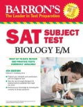 Barron's SAT Subject Test Biology E/M (Paperback)