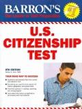 Barron's U.S. Citizenship Test (Paperback)
