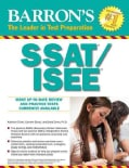 Barron's SSAT/ISEE: Secondary School Admission Test/Independent School Entrance Exam (Paperback)