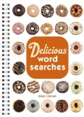 Delicious Word Searches (Spiral bound)