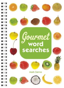 Gourmet Word Searches (Paperback)