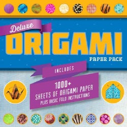 Deluxe Origami Paper Pack (Paperback)