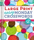Easy Monday Crosswords 2 (Spiral bound)