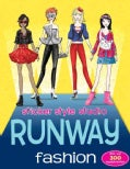 Sticker Style Studio Runway Fashion (Paperback)