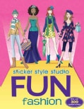 Sticker Style Studio Fun Fashion (Paperback)