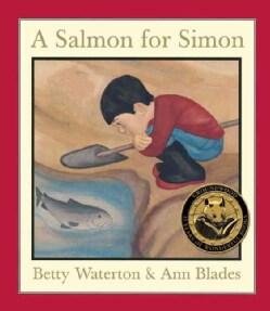 A Salmon for Simon (Hardcover)