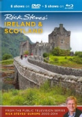 Rick Steves' Ireland & Scotland: From the Public Television Series Rick Steves' Europe 2000-2014 (DVD video)