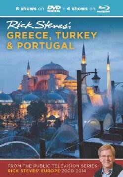 Rick Steves' Greece, Turkey & Portugal