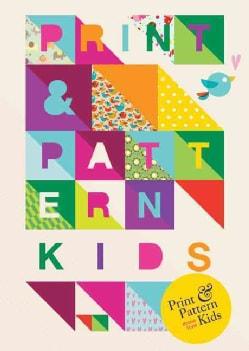 Print & Pattern - Kids: Bowtie Style (Paperback)