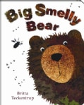 Big Smelly Bear (Board book)
