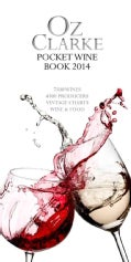 Oz Clarke Pocket Wine Book 2014 (Hardcover)