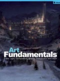 Art Fundamentals: Color, Light, Composition, Anatomy, Perspective and Depth (Paperback)