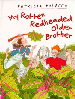 My Rotten Redheaded Older Brother (Hardcover)