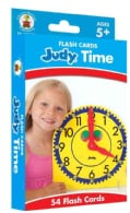 Judy Time Flash Cards (Cards)