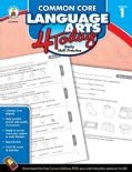 Common Core Language Arts 4 Today, Grade 1: Daily Skill Practice (Paperback)