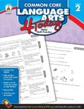Common Core Language Arts 4 Today, Grade 2: Daily Skill Practice (Paperback)