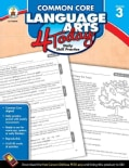 Common Core Language Arts 4 Today, Grade 3: Daily Skill Practice (Paperback)