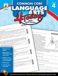 Common Core Language Arts 4 Today, Grade 4: Daily Skill Practice (Paperback)