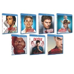 Dexter: Seven Season Pack (Blu-ray Disc)