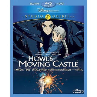 Howl's Moving Castle (Blu-ray/DVD) 10775063