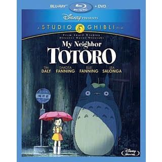 My Neighbor Totoro (Blu-ray/DVD) 10775064