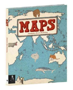 Maps (Hardcover)