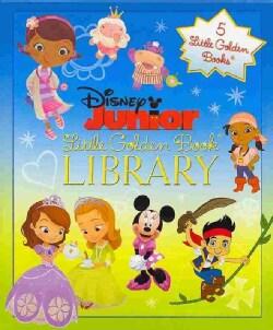 Disney Junior Little Golden Book Library (Hardcover)