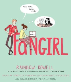 Fangirl: A Novel (CD-Audio)