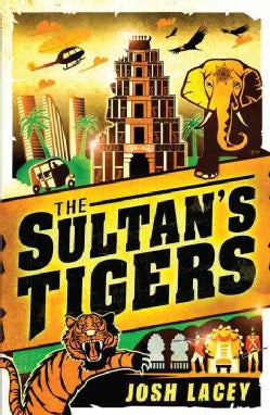 The Sultan's Tigers (CD-Audio)