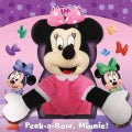 Peek-a-Bow, Minnie! (Board book)