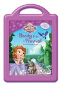 Ready to Be a Princess: Book and Magnetic Playset