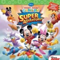 Mickey Mouse Clubhouse Super Adventure: Super Adventure (Paperback)