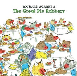 Richard Scarry's the Great Pie Robbery (Paperback)