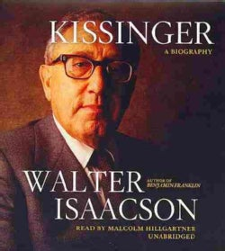Kissinger: A Biography (CD-Audio)