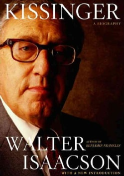 Kissinger: A Biography, Library Edition (CD-Audio)