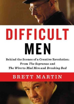 Difficult Men: Library Edition (CD-Audio)