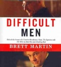 Difficult Men: Behind the Scenes of a Creative Revolution: From the Sopranos and the Wire to Mad Men and Breaking Bad (CD-Audio)