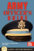 Army Officer's Guide (Paperback)