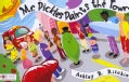 Mr. Pickles Paints the Town: eLive Audio Download Included (Paperback)