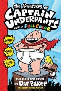 The Adventures of Captain Underpants (Hardcover)