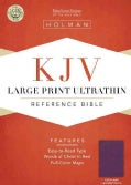Holy Bible: King James Version, Ultrathin Reference, Eggplant, Leathertouch (Paperback)