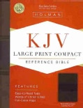 Holy Bible: King James Version Bible, Brown/Chocolate, Leathertouch, Reference (Paperback)