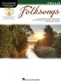 Folksongs: Instrumental Play-along for Cello