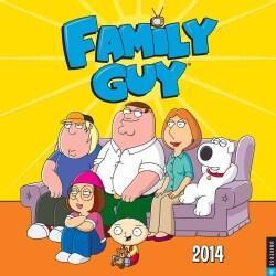 Family Guy 2014 Calendar (Calendar)