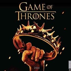 Game of Thrones 2014 Calendar (Calendar)