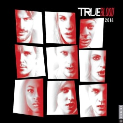 True Blood 2014 Calendar (Calendar)