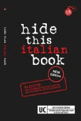 Hide This Italian Book (Paperback)